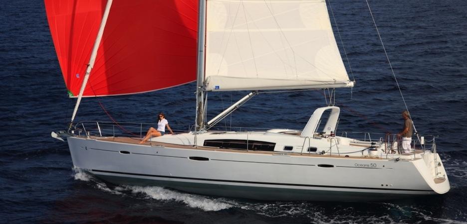Beneteau Oceanis 50 Family - Sole e Mare Noleggio Barche ...